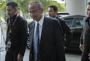 Ambrin sambung beri keterangan berkaitan laporan audit 1MDB