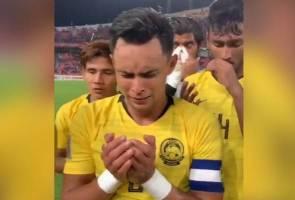"""""""Terima kasih, Ya Allah, mudahkanlah kami ke final..."""""""