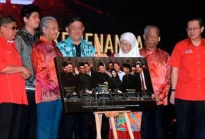 Lelongan gambar pemimpin Pakatan Harapan berjaya raih RM500,000