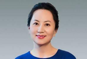 CFO Huawei dibebaskan, perlu pakai pengesan elektronik di kaki