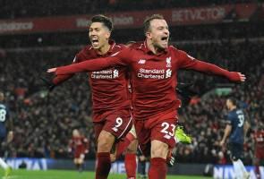 Liverpool jauh lebih hebat daripada Manchester United musim ini