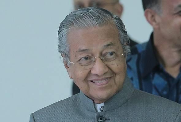 'Rafizi memang tahu meramal masa depan' - Tun Mahathir
