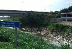 Ini 51 sungai tercemar di Malaysia...