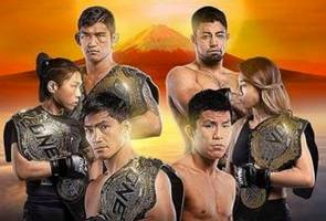 MMA: ONE Championship announces Tokyo bout with DJ, Alvarez in the card
