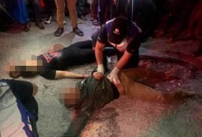 Enggan teruskan hubungan sulit, wanita warga Indonesia ditikam