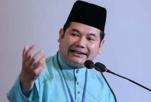 Rafizi Ramli dilantik Naib Presiden PKR