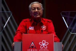 Segera tambah ahli! Tiada makna jadi ketua jika tiada pengikut - Dr Mahathir