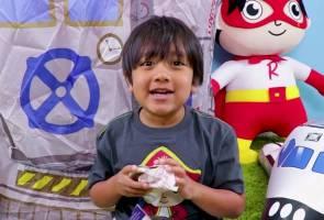 Kanak-kanak tujuh tahun dapat bayaran tertinggi RM92 juta