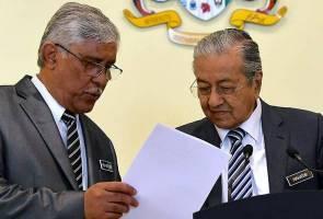 Saya yakin Tun Mahathir komited memerangi rasuah - Abu Kassim