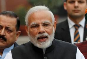 Dr Mahathir ucap tahniah kepada Modi atas kemenangan dalam pilihan raya India