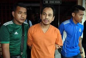 Suspek bunuh pencuri pisang dihadapkan ke mahkamah