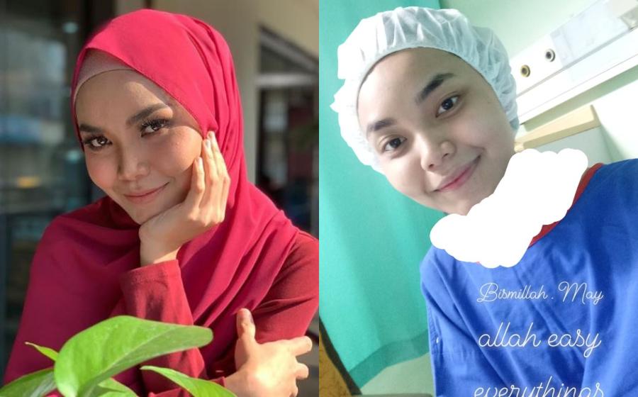 Jalani pembedahan, gadis berhijab ini terpaksa tarik diri dari Dewi Remaja