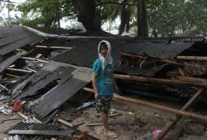 Tsunami Selat Sunda: Mangsa masih panik, perlu bantuan makanan