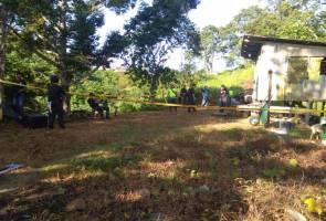 Cuba bunuh polis, PATI ditembak mati