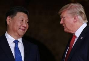 China dan Amerika Syarikat henti seketika 'perang'