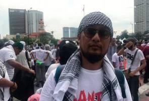 Himpunan 812: Terima kasih kerajaan Malaysia!