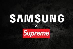 Samsung dikritik bekerjasama dengan jenama palsu Supreme.