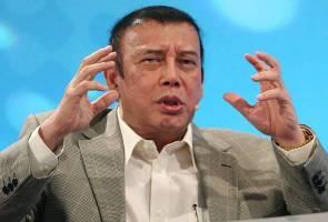 """Saya benar-benar sedih tinggalkan UMNO, tetapi.. "" - Rahim Thamby Chik"