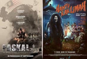 Garis Masa 2018: Filem Malaysia semakin 'garang'