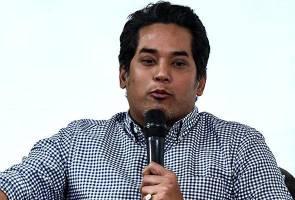 Alasan pemansuhan ADAM50 tidak boleh diterima - Khairy