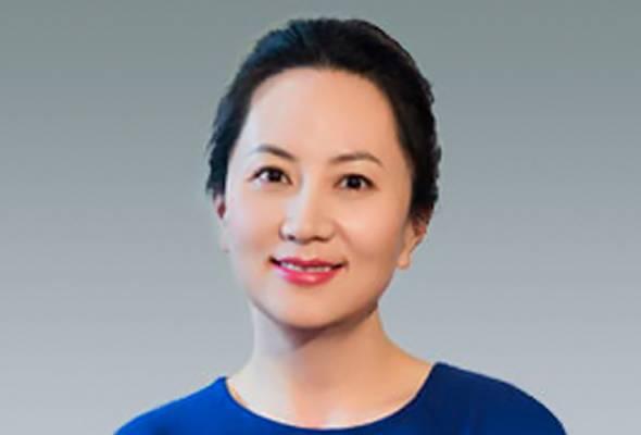 Meng antara nama disebut berpotensi mengantikan bapanya untuk mengemudi Huawei - Foto Fail | Astro Awani