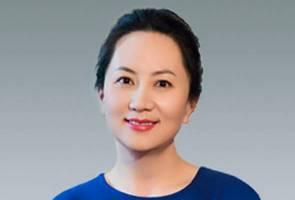 China 'mengamuk' CFO Huawei ditahan