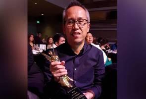 Astro raih trofi emas filem pendek di Asian Academy Creative Awards
