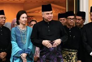 Sultan Nazrin tamat tugas memangku YDP Agong