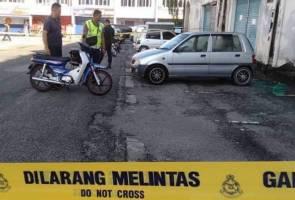 Pelajar dijumpai mati dalam kereta