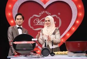 Patutlah Siti Nurhaliza senyum meleret selepas 'gegarkan' Go Shop