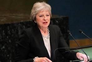 Parlimen Britain lulus usul tinggalkan EU tanpa sebarang perjanjian