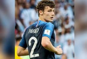 Bayern bayar RM164 juta untuk Benjamin Pavard