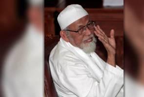 Abu Bakar Bashir dijangka dibebaskan