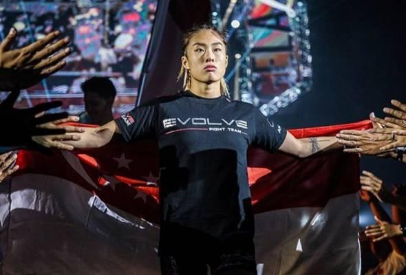 MMA: Angela Lee sah akan turun beraksi di KL Julai ini