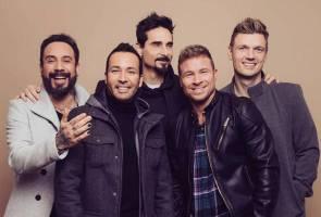 Backstreet Boys umum konsert jelajah Asia, Malaysia 'tercicir' dari senarai