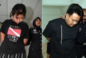 Tukang masak, isteri didakwa bunuh anak 5 tahun