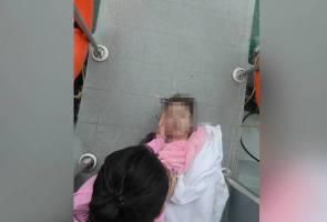 Pelancong wanita warga China lemas ketika bersnorkel