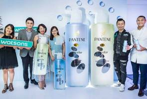 Pantene Micellar series shall change the way you cleanse your hair