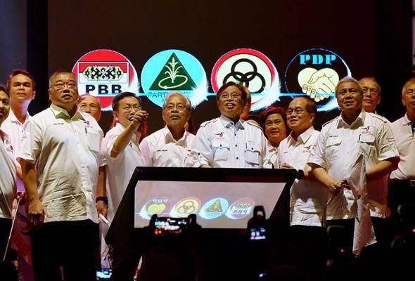 Gabungan Parti Sarawak akan terus memastikan agenda mendapatkan hak negeri itu, seperti mana termaktub di bawah Perjanjian Malaysia 1963.