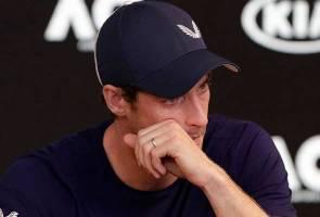 'Saya tak tahu bila kesakitan ini akan berakhir' - Andy Murray umum bersara