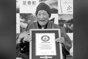 Lelaki paling tua di dunia hembus nafas terakhir pada usia 113 tahun