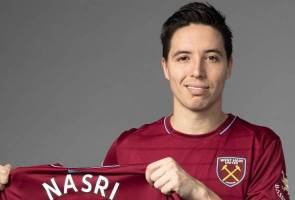Samir Nasri sertai West Ham sejurus tamat penggantungan