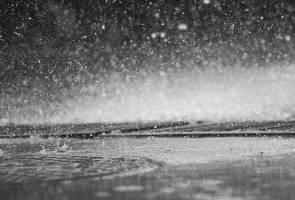 Amaran hujan sangat lebat di Kelantan, Terengganu, Pahang
