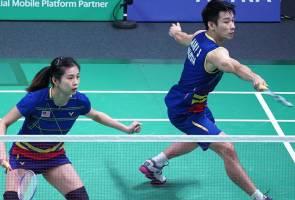 Hidupkan semula 'terapi perkahwinan' dalam sukan badminton - Steven Sim