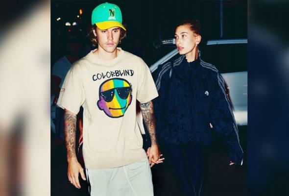 Justin Bieber tangguh majlis perkahwinan buat kali ketiga