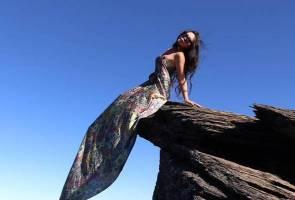 'Bikini climber' maut akibat cuaca sejuk selepas terjatuh