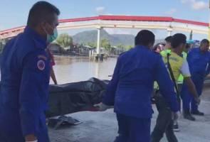 Penemuan mayat suami isteri berpelukan di Pulau Dayang Bunting tiada unsur jenayah - Polis