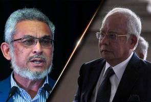 'Itu gurau senda sahaja' - Khalid Samad jawab perang 'troll' dengan Najib