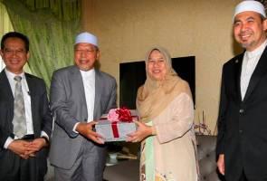 Belum pernah berlaku kerajaan negeri disaman berkaitan tanah Orang Asli - MB Kelantan