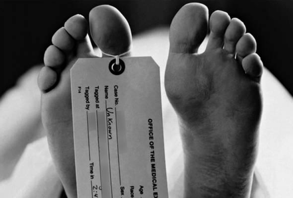 Budak perempuan 10 tahun ditemui mati tergantung pada pemegang tangga